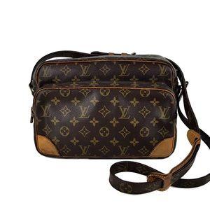 Louis Vuitton Monogram Nile Crossbody Shoulder Bag